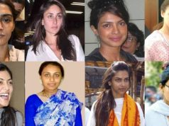 all heroines without makeup
