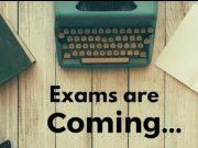 whatsapp status related to exams